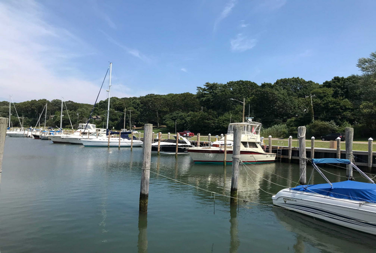 Three Mile Harbor