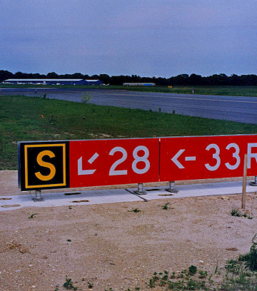 LIMA signage
